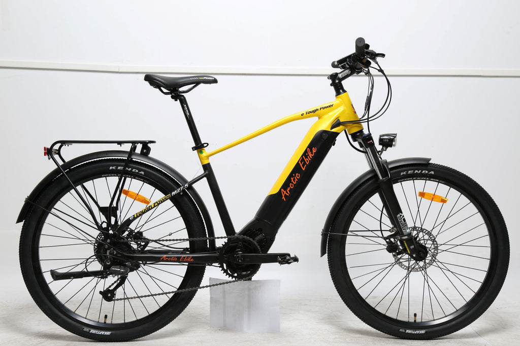 "Arctic Ebike Power Genus 27,5"" 500Watt - Arcticebike.com Electric bike"