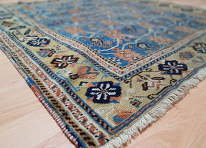 Handwoven Turkish Rug