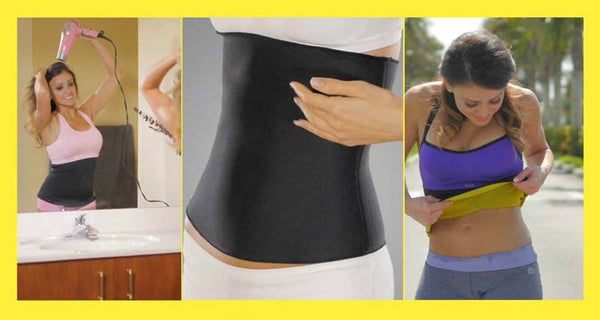 Fitness & body building Yoga shapers Sport Waist Support Slimming Shaping Self-heating Girls Slimming pants body shaper