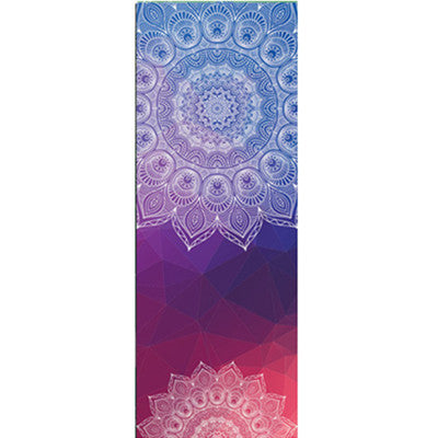 Yoga Mat Towel Sport Fitness Gym Exercise