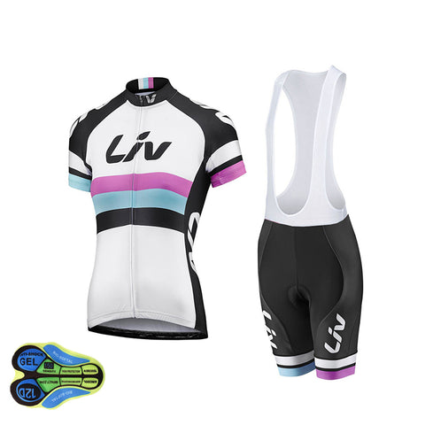 Women Cycling Sets MTB Shirts Breathable Bike
