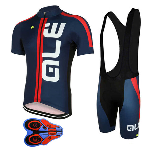 2018 Men's Cycling Jersey ALE Maillot Ciclismo Short Sleeve and Cycling