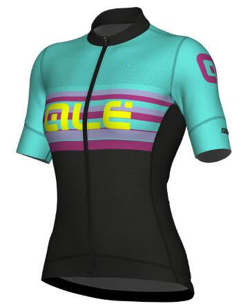 2018 new women's cycling jersey white cycling shirt bicycle jersey black cycle gear riding clothes