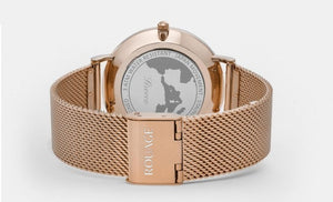 Sirocco Rose Gold