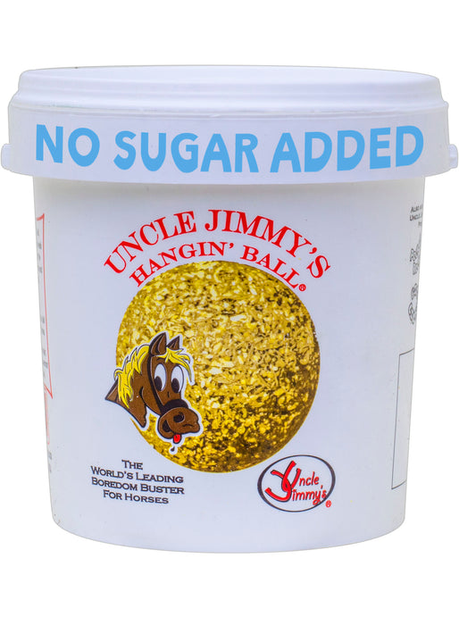 Uncle Jimmy's Hangin' Ball No Sugar Added