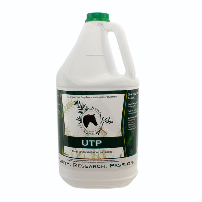 Herbs For Horses UTP (Ulcer Therapy Plus) 4L