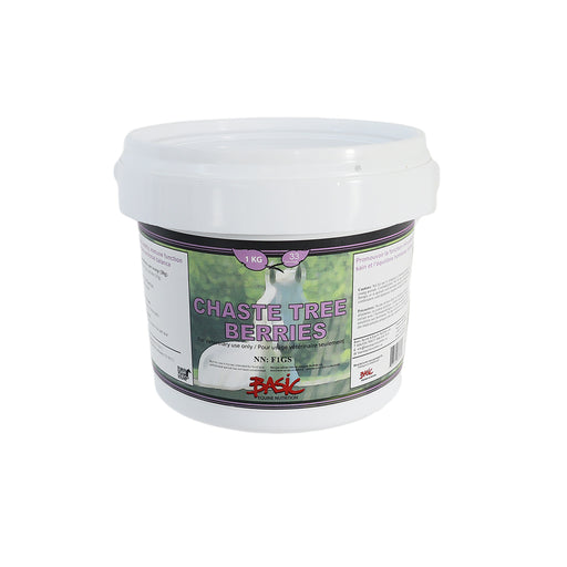 Basic Equine Nutrition Chaste Tree Berries 1kg