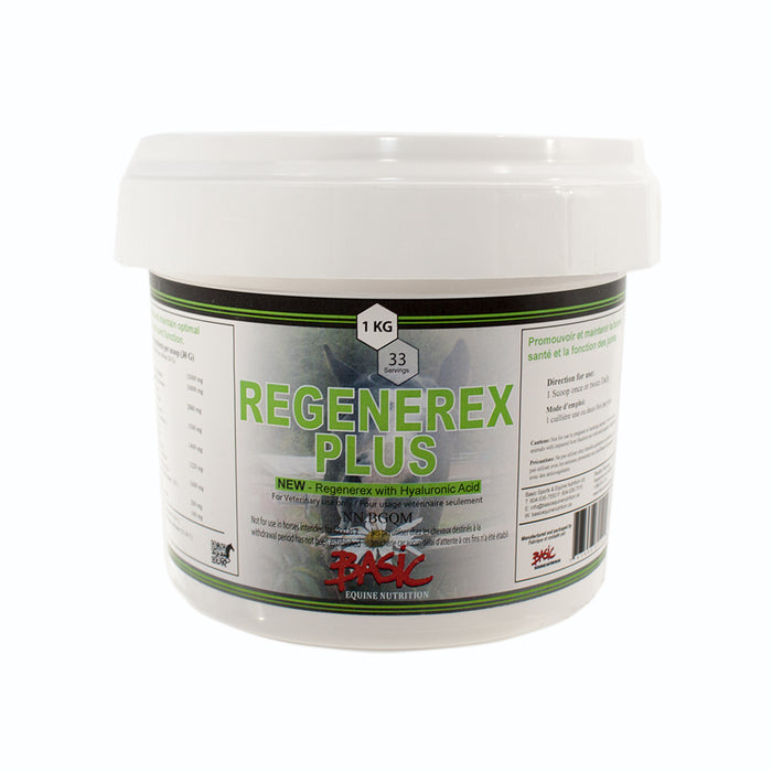 Basic Equine Nutrition Regenerex Plus 1kg