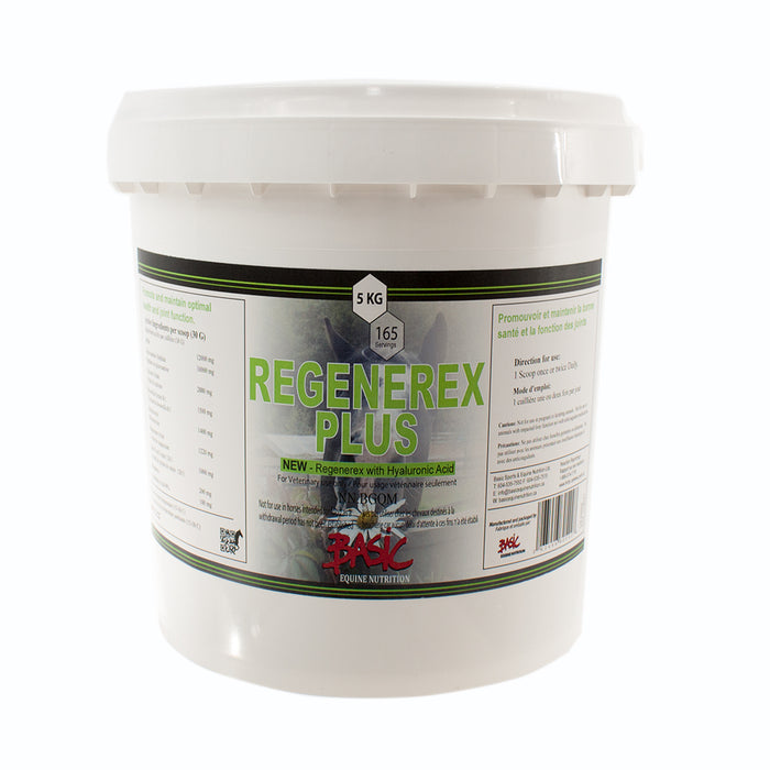 Basic Equine Nutrition Regenerex Plus 5kg