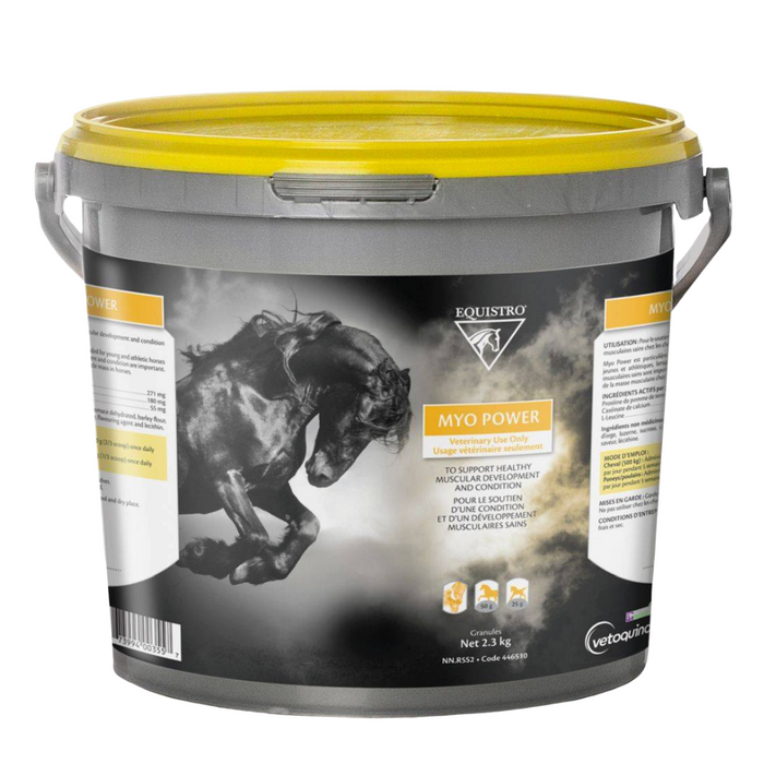 Equistro MyoPower 2.3 KG Pellets ? Equi Products
