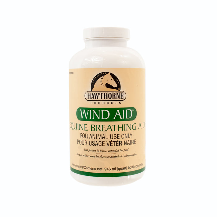 Hawthorne Wind Aid Breathing Aid 946ml