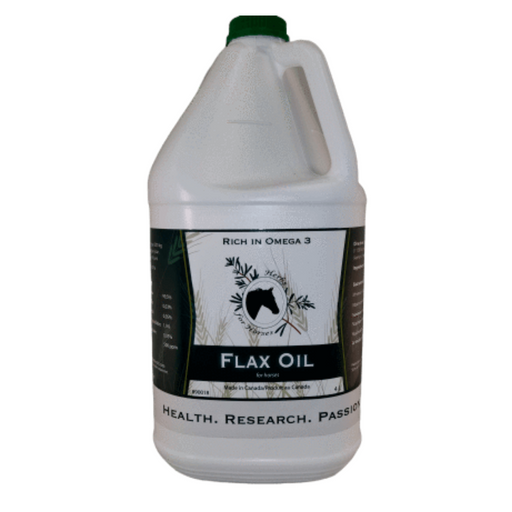 Herbs For Horses Flax Oil 4L