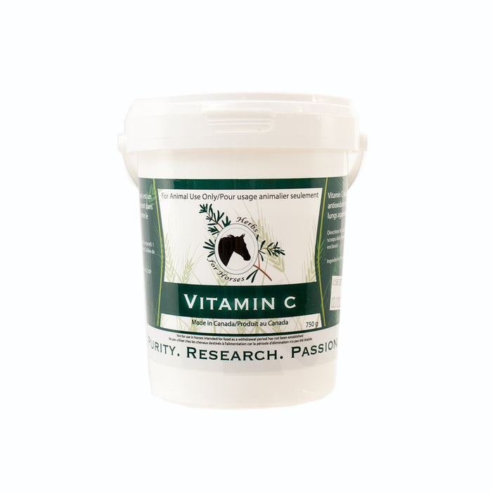 Herbs For Horses Pure Vitamin C 750g