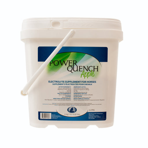 Strictly Equine Power Quench Apple Electrolyte 2.27kg