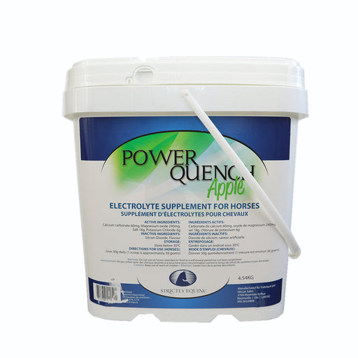 Strictly Equine Power Quench Apple Electrolyte 4.54kg