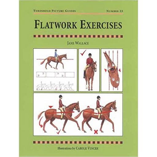 Threshold Picture Guides #23 Flatwork Exercises
