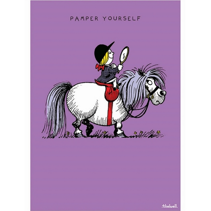Greeting Cards by Thelwell
