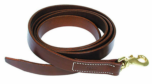 Walsh Leather Lead with Bolt Snap