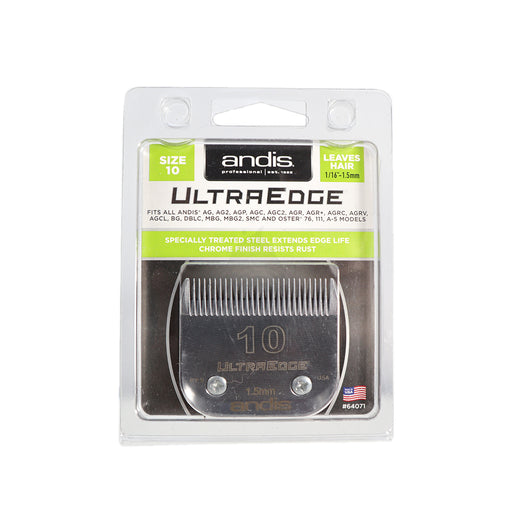 Andis UltraEdge Size 10 Clipper Blade
