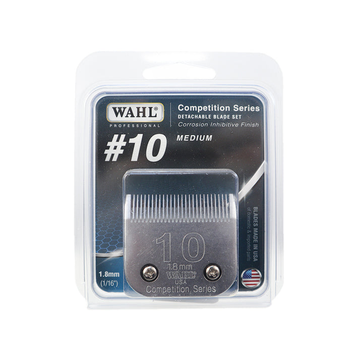 Wahl Competition Series Size 10 Clipper Blade