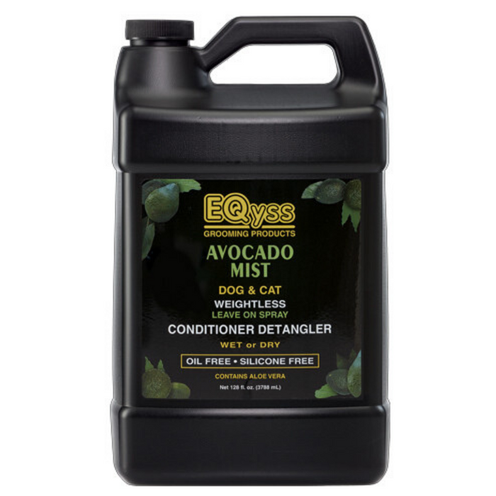 EQyss Avocado Mist Conditioner Detangler 3.8L
