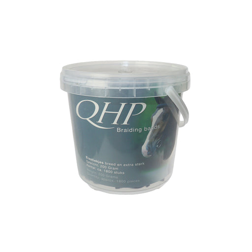 QHP Braiding Bands Bucket 1800 Pieces