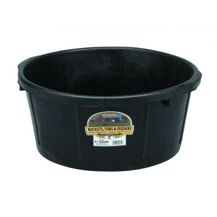 Little Giant Rubber Feed Pan 24.6L