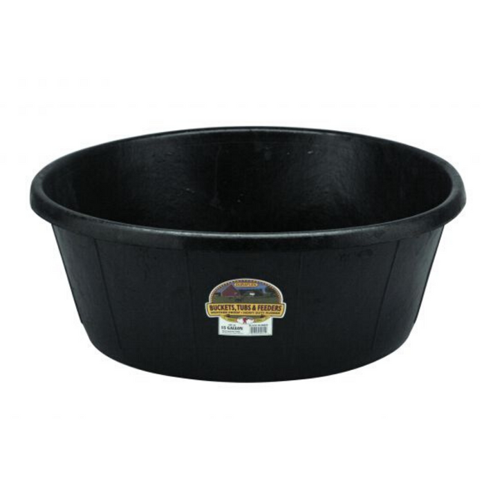 Little Giant Rubber Feed Pan 56.8L