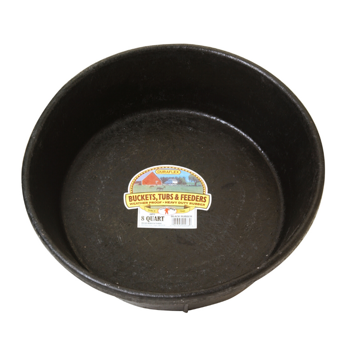 Little Giant Rubber Feed Pan 7.6L