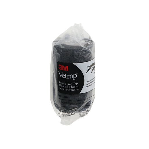 3M Vetrap Bandaging Tape Each - Black