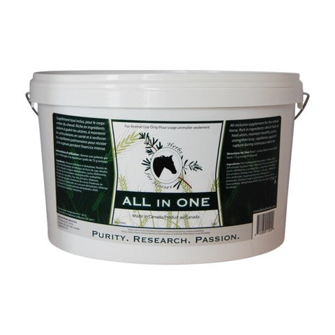 Herbs for Horses All in One 12.5kg