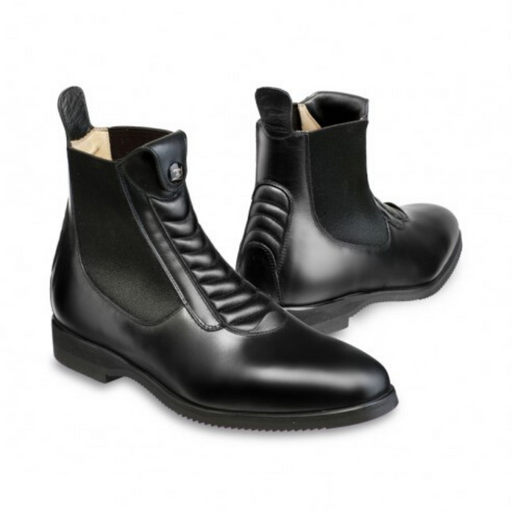 Tucci Time Short Boot Harl - Black