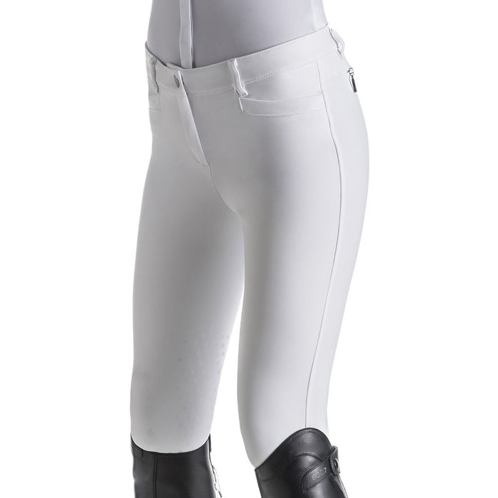 EGO7 Ladies EJ Breeches - White
