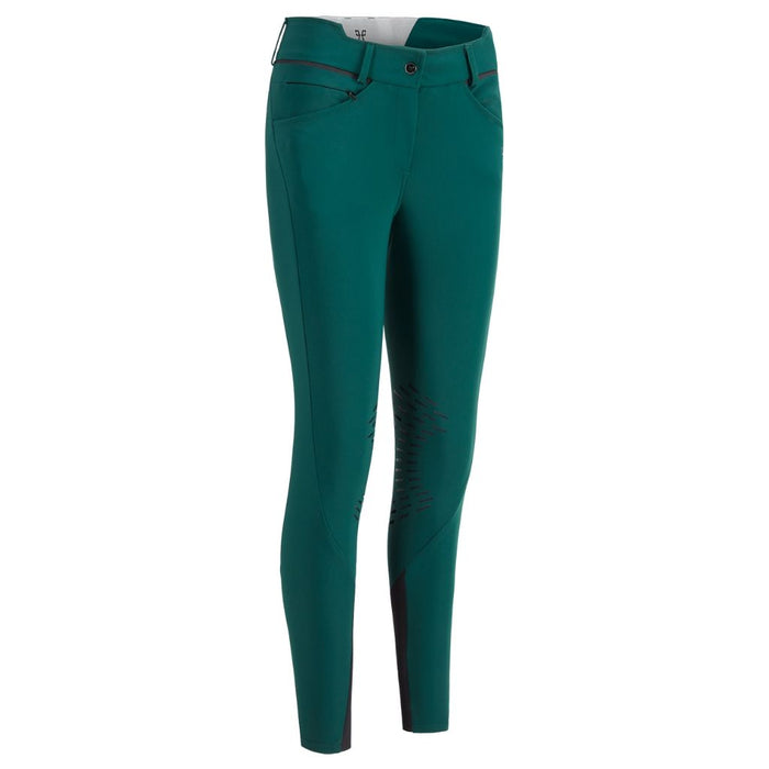 Horse Pilot Ladies X-Design Breeches - Green
