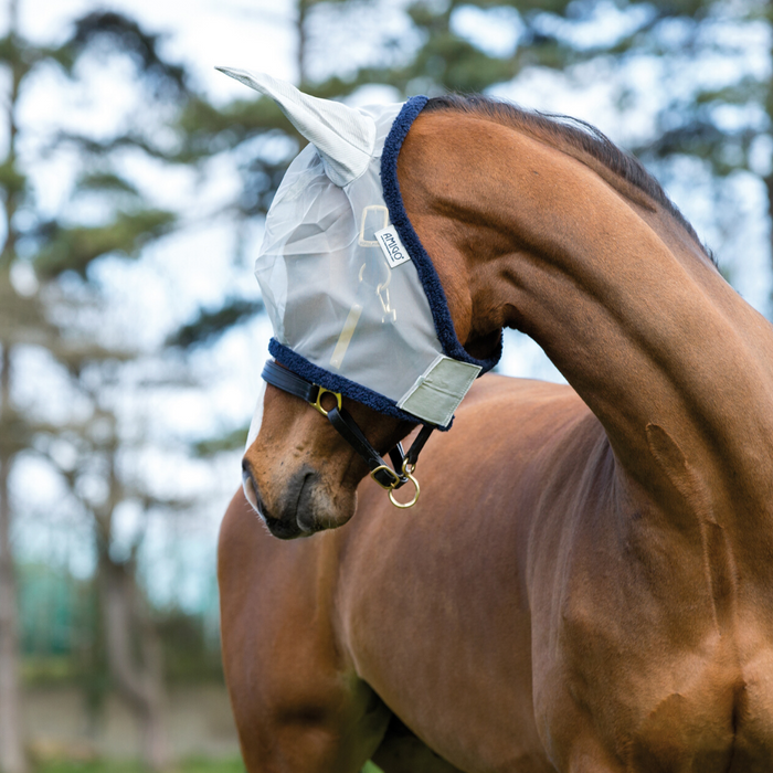 Amigo Fine Mesh Fly Mask with Ears by Horseware Ireland