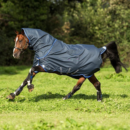 Amigo Bravo 12 Plus Lite 0g with Disc Front by Horseware Ireland