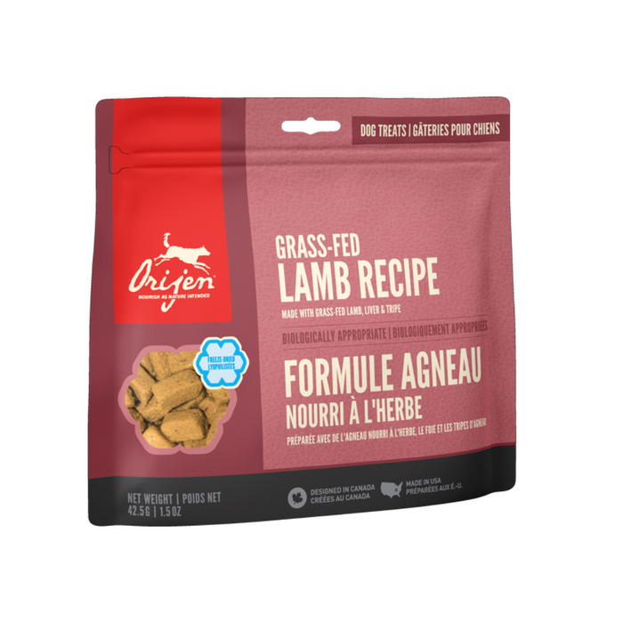 Orijen Freeze Dried Treats Lamb 92g