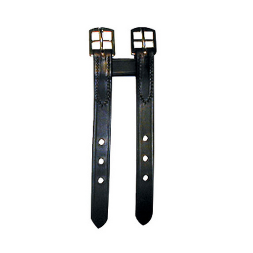 Leather Girth Extender - Brown