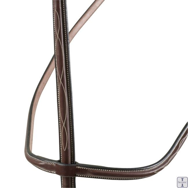 IKONIC Fancy Raised Standing Martingale
