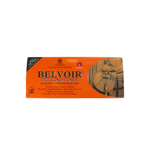 Carr & Day & Martin Belvoir Tack Conditioning Glycerine Soap Bar
