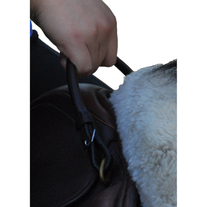 Exselle Leather Bucking Strap