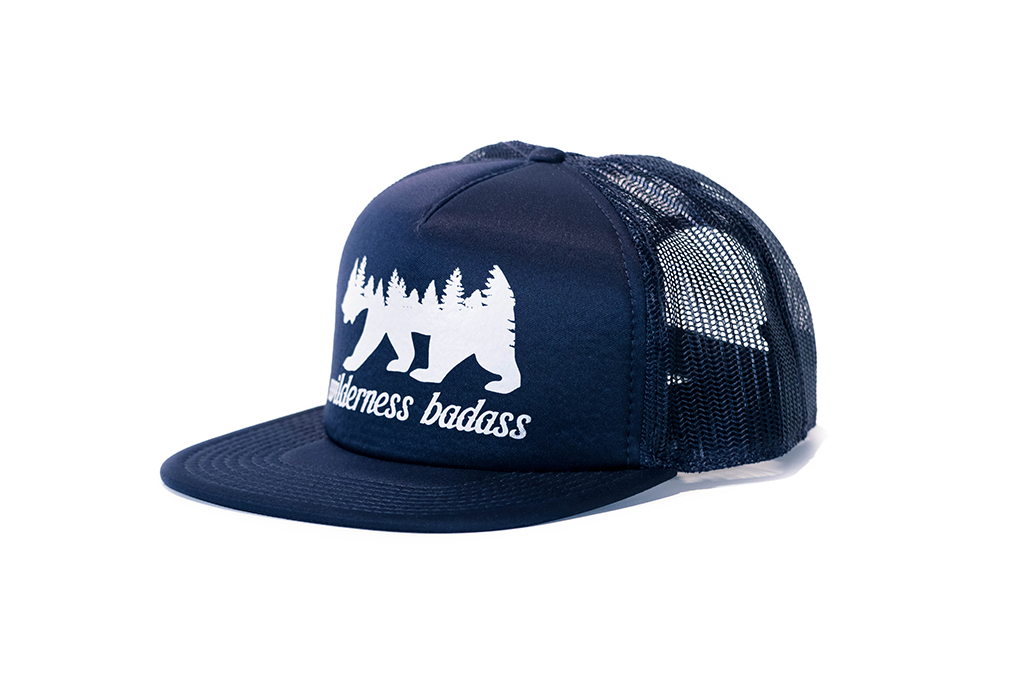 Grizzly Forest Trucker | Navy