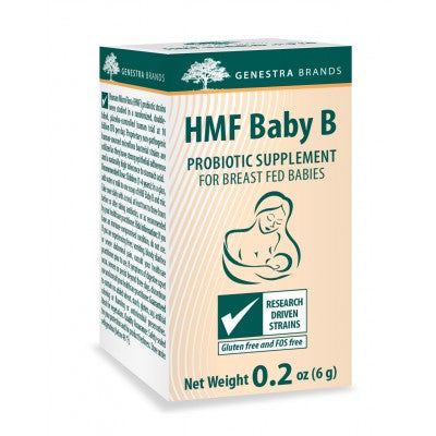 HMF Baby B and F Probiotics by Genestra Brands