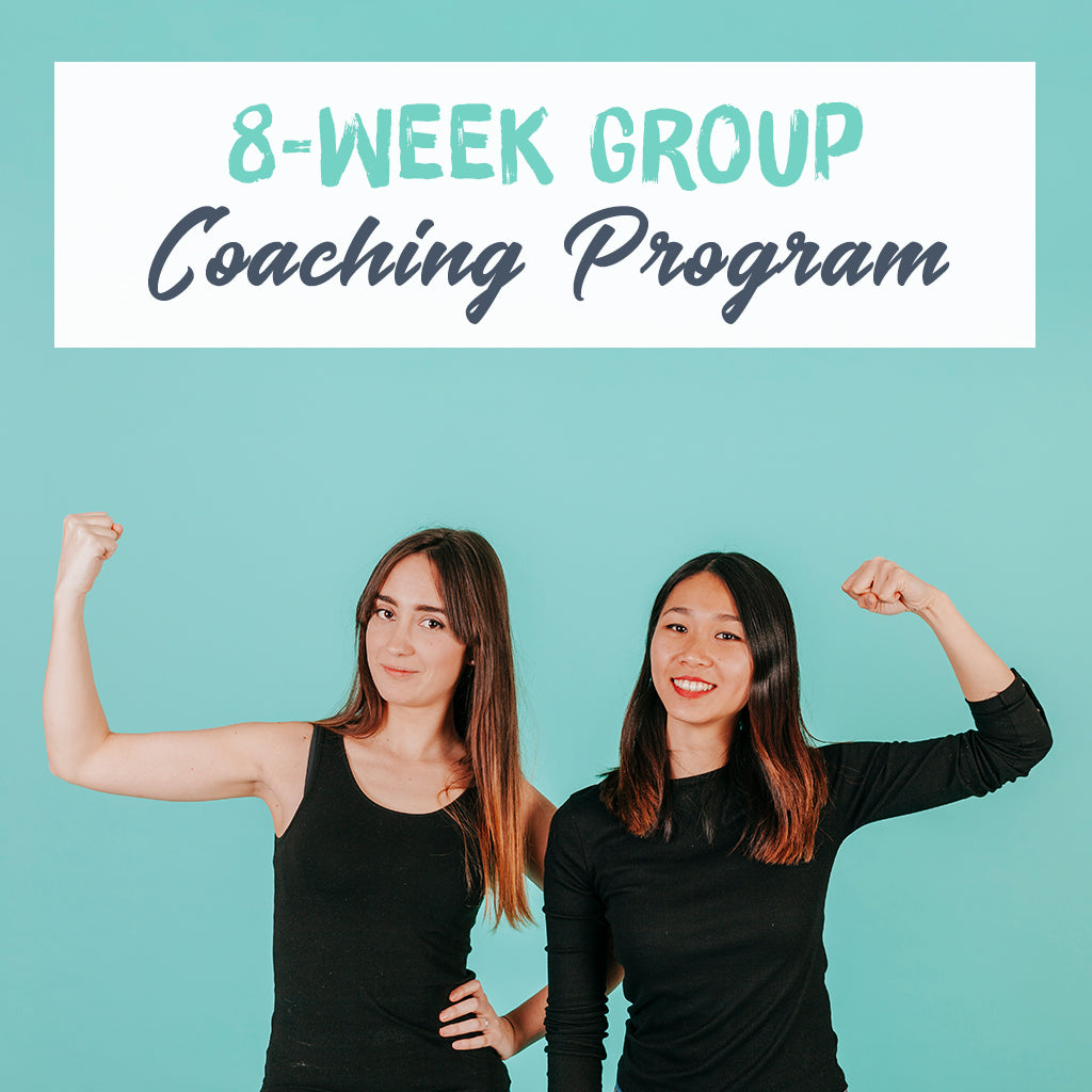 Conqueror Eczema Academy - 8 week group coaching program