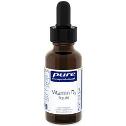 Pure Encapsulations Vitamin D3 22.5ml