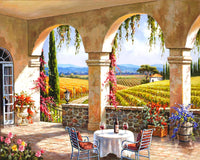Wine Country Terrace