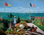 The Garden at Sainte-Adresse