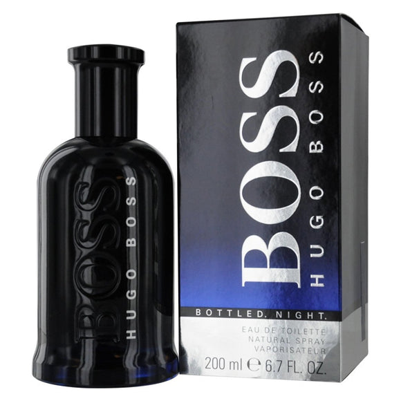 After Shave Lotion Bottled Night Hugo Boss-boss (100 ml) - Mandetingen
