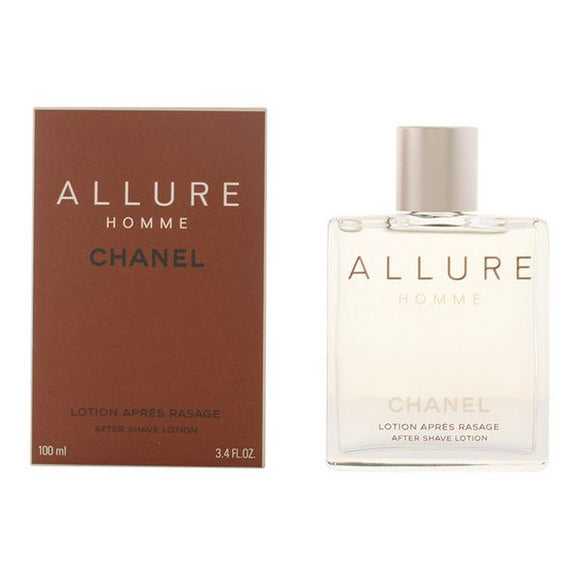 After Shave Lotion Allure Homme Chanel (100 ml) - Mandetingen