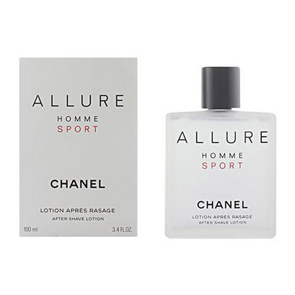 After Shave Lotion Allure Homme Sport Chanel (100 ml) - Mandetingen